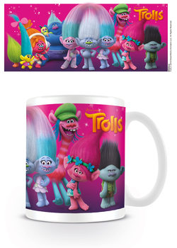 Tazze Trolls - Characters