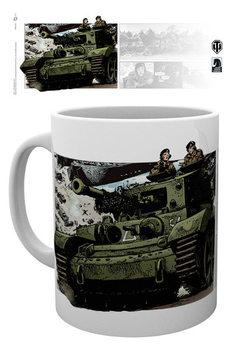 Tazze World Of Tanks - Comics