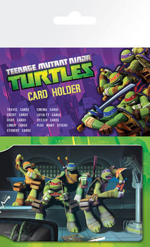 Teenage Mutant Ninja Turtles - Sewers Portcard