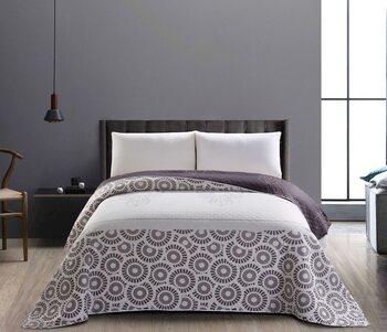 Pregrinjalo za posteljo - My Deer Friend Steel Tekstila