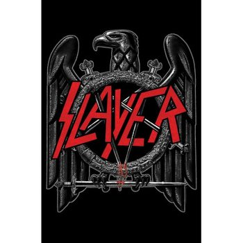 Tekstilni poster  Slayer – Black Eagle