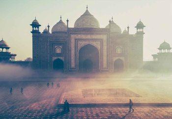 Γυάλινη τέχνη Temple Mist