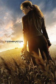 Terminator Genisys - Teaser - плакат (poster)