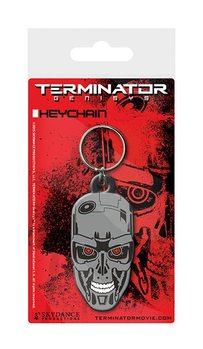 Terminator Genisys - Terminator Head kulcsatartó