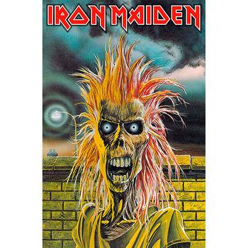 Textiel poster Iron Maiden - Eddie