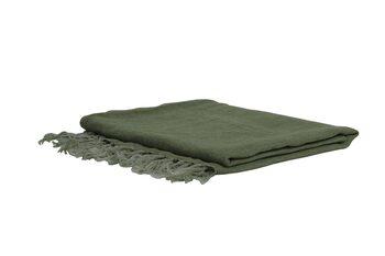 Decke Medi - Green Textil