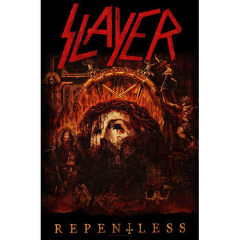 Textil poster Slayer – Repentless