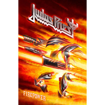 Textile poster  Judas Priest - Firepower