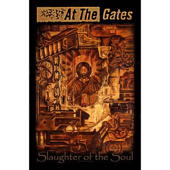 Textilný plagát At The Gates - Slaughter of the Soul