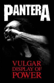 Textilný plagát Pantera - Vulgar Display Of Power