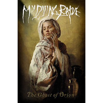 Textilplakat My Dying Bride - The Ghost Of Orion