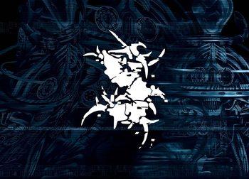 Textilplakat Sepultura - Machine Messiah