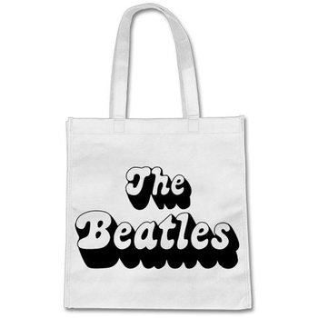 Geantă The Beatles - 70´s Logo