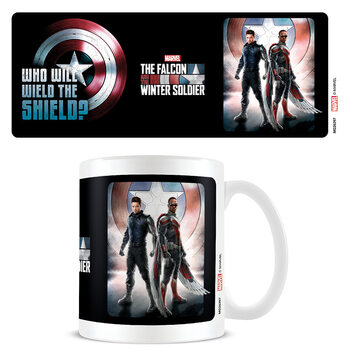 Becher The Falcon and the Winter Soldier - Wield The Shield