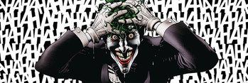 Uokvirjen plakat The Joker - Killing Joke
