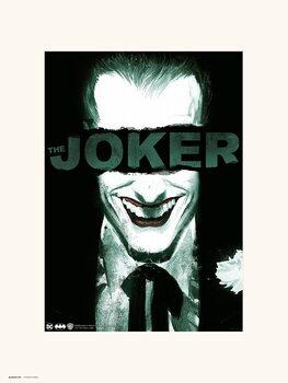 The Joker - Smile Festmény reprodukció
