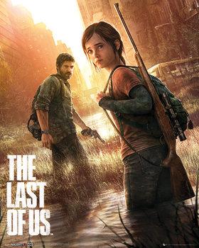 The Last of Us - Key Art - плакат (poster)