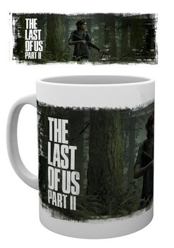 Tazza The Last Of Us Part 2 - Key Art