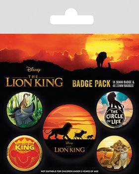 Κονκάρδες πακέτο  The Lion King - Life of a King