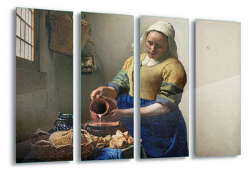 Картина у склі The Milkmaid, Vermeer