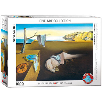 Puzzel The Persistence of Memory-Dali