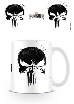 Skodelica The Punisher - Skull
