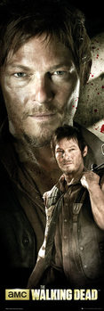 THE WALKING DEAD - Daryl - плакат (poster)