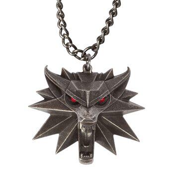 The Witcher 3: Wild Hunt - LED Medallion