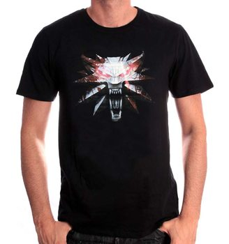 T-Shirt The Witcher - Medaillon
