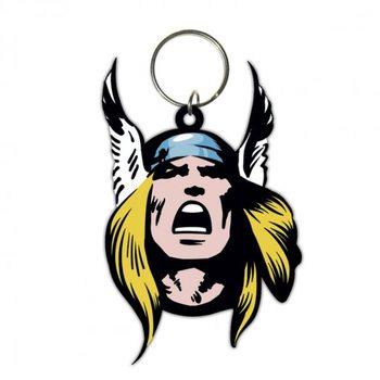 Thor - Face kulcsatartó