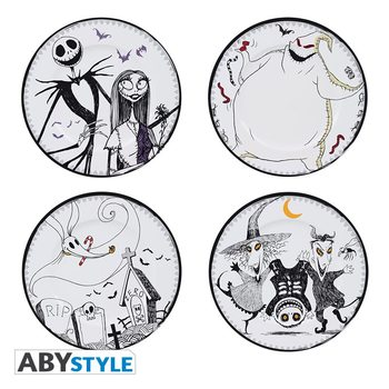 Servies Tim Burton's The Nightmare Before Christmas - Jack & Cie