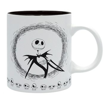 Mok Tim Burton's The Nightmare Before Christmas - Jack