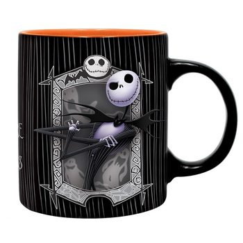 Mok Tim Burton's The Nightmare Before Christmas - Jack & Zero