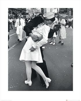 Εκτύπωση έργου τέχνης  Time Life - Time Kiss