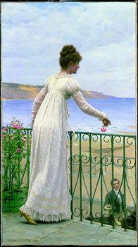 F.Leighton - The Accolade Reprodukcija umjetnosti