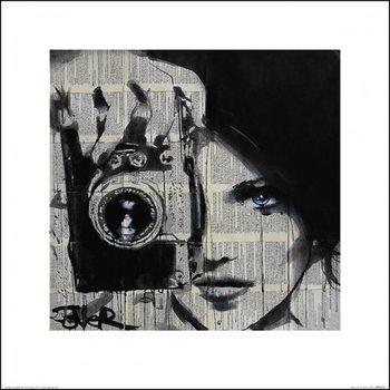 Loui Jover - Focus Reprodukcija umjetnosti
