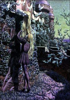 Schwabe - Pelleas Et Melisande Reprodukcija umjetnosti