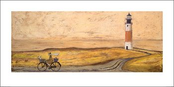 Sam Toft - A Day of Light Reprodukcija