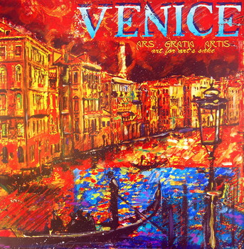 Venice Reprodukcija