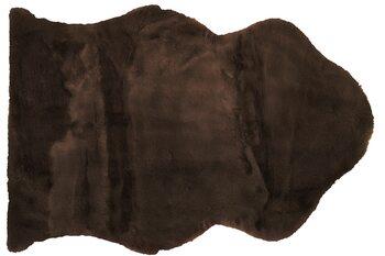 Dywany Sheep - Dark Brown Tkaniny