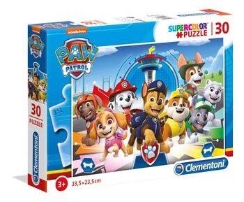 Puzzle Tlapková patrola - Team