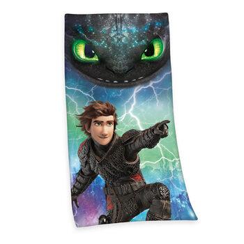 Ropa Toalla Cómo entrenar a tu dragón