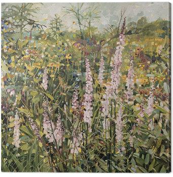Anne-Marie Butlin - Sussex Garden Tableau sur Toile