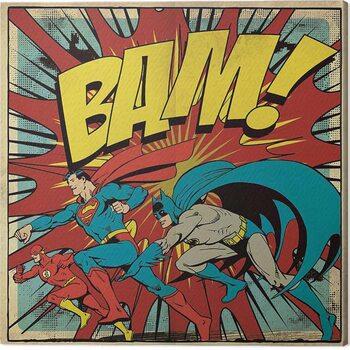 Tableau sur Toile Batman - Bam!