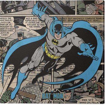 Tableau sur Toile Batman - Burst