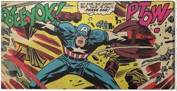 Tableau sur Toile Captain America