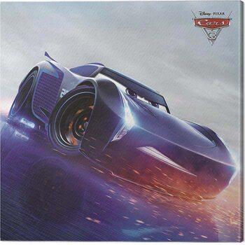 Tableau sur Toile Cars 3 - Jackson Storm