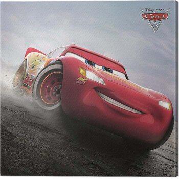 Tableau sur Toile Cars 3 - Lightning