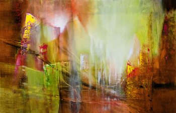 Tableau sur Toile expecting spring