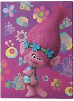 Tableau sur Toile Les Trolls - Poppy